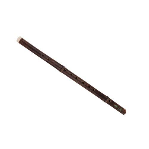 Sharplace 1 Stück Bambusflöte Klasse C, D, E, F, G für Langlebige Musikliebhaber - Wie Beschrieben f-Taste