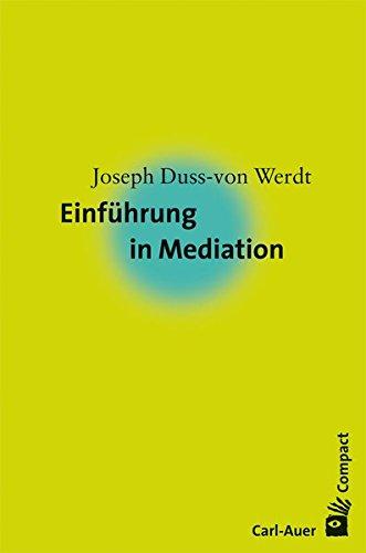 Einführung in Mediation