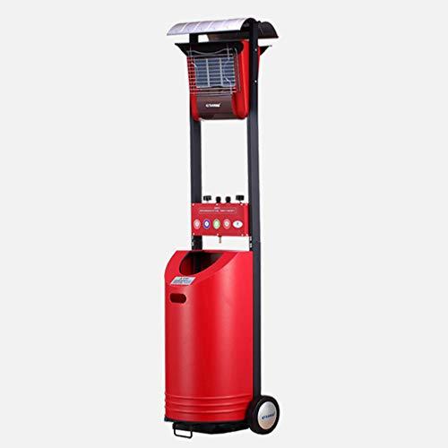 ZXF- Calentador, Gas Natural Doméstico Y Comercial, Calefacción De Gas Licuado De Área Grande, Soplador De Aire Caliente En Forma De Paraguas, Parrilla De Gas