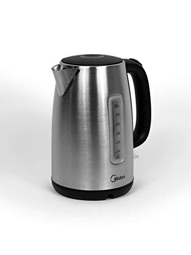 Midea MK-17S30A2 BOLLITORE INOX Electric kettle, 5 Cups, white