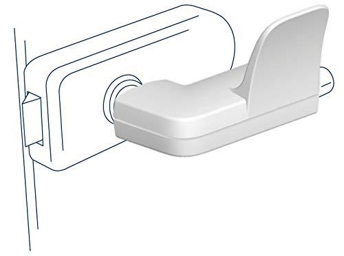Hygiene Türöffner Set hugme (lichtgrau)