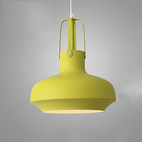 Lámparas Colgantes Lámpara de araña de hierro, moderno nórdico simple de la luz del restaurante bar de la personalidad creativa barra de café lámparas de mesa (Color : B): Amazon.es: Hogar