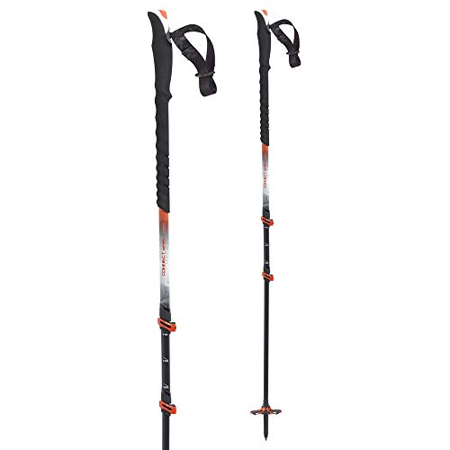 TSL Connect Carbon 3 Cross WT Push and Pull Snowshoeing and Trekking Poles