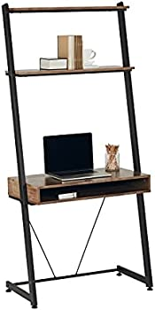 Realspace Belling 35 Inch W Leaning Computer Desk