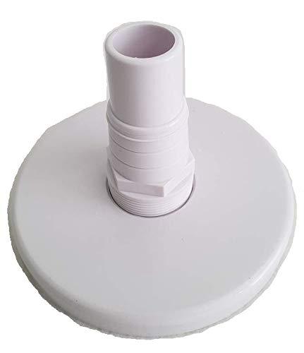 Skim Vac, Bodenreinigeranschlußplatte 'Trendpool', passend für viele Mini-Skimmer