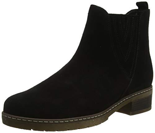 Gabor Shoes Damen Comfort Sport Stiefeletten, Schwarz (Schwarz (Micro) 47), 38.5 EU