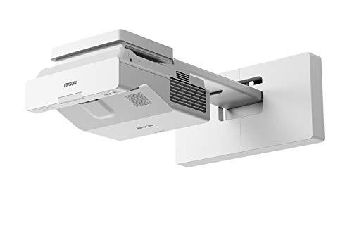 Epson EB-725W videoproiettore 4000 ANSI Lumen 3LCD WXGA (1280x800) Proiettore da soffitto Bianco EB-725W, 4000 ANSI Lumen, 3LCD, WXGA (1280x800), 2500000:1, 16:10, 1651-3048 mm (65-120')