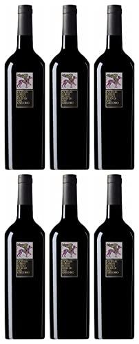 Lacryma Christi Rosso Vesuvio DOC - 6 Bottiglie - Feudi di San Gregorio