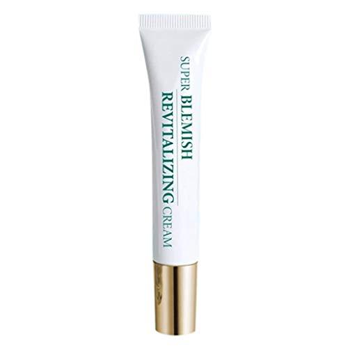 TIREOW Crème Revitalisante à L'acide Hyaluronique Blanchiment Crème De Taches De Rousseur Et Contre L'acné, Réparation Efficace Des Imperfections