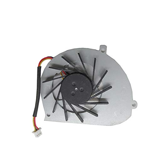 Ventilador de refrigeración de CPU para Ordenador portátil para Toshiba Satellite T130 T131 T132 T135 GC053507VH-A B4228.13.V1.F.GN DC5V 2,5 W Nuevo
