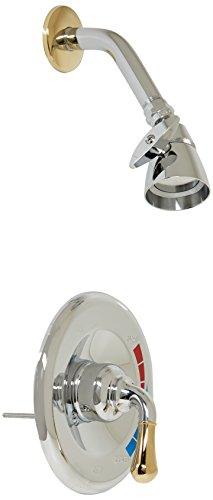 Elements of Design EB634SO St. Charles single Handle Shower Faucet, 7