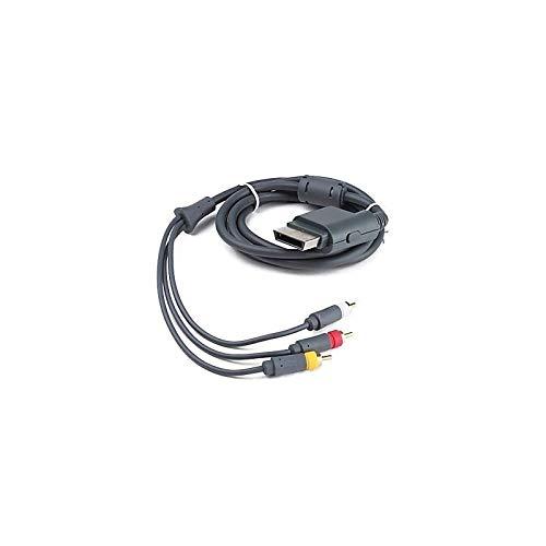 AV Cable (3 x RCA) for Xbox 360