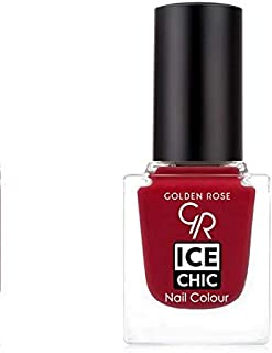 Golden Rose Ice Nail Polish, Color No 38