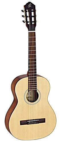 ORTEGA Student Serie Konzertgitarre - 3/4 Größe (RST5-3/4) 3/4