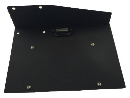 Humvee License Plate Holder Bracket Frame  No Drilling To Install  M998 Hmmwv.license Plate Mount &Amp; Plate Light Only  Humvee Mounts Under The Vehicle Body So You Keep The &Quot;Military Look.&Quot;