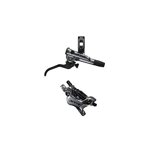 SHIMANO Set Freno a Disco XTR-M9120 MTB per Sinistro Nero 100 cm