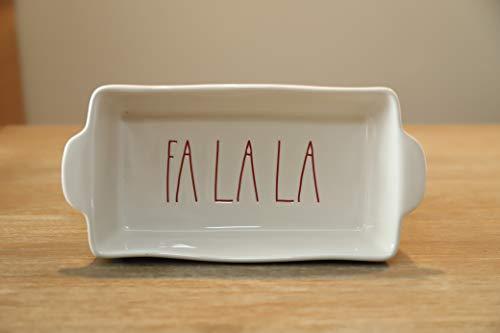 Rae Dunn FA, LA, LA loaf Baking Pan