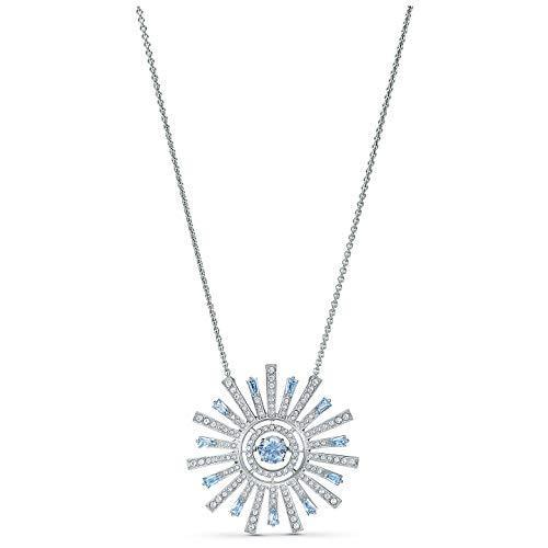 Swarovski 125 Anniversary Sunshine Damen-Halskette Silber Ton 5536731
