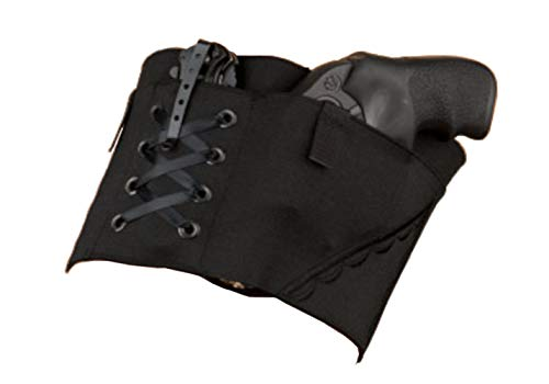 Can Can Concealment Garter Classic Holster- Women's Holster for Concealed Carry Thigh / Leg Gun Holster