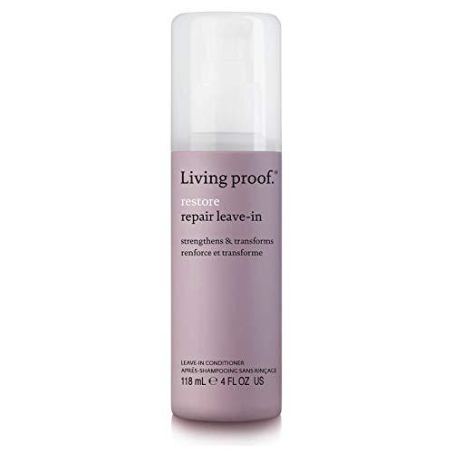 Living Proof Restore Repair Leave In Acondicionador 118 ml, Adecuado para cabello seco y dañado.