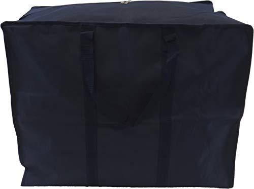 Neusu Starke Tasche Zur Aufbewahrung Von Kleidung, 70 Liter, 55x45x30cm, Blau