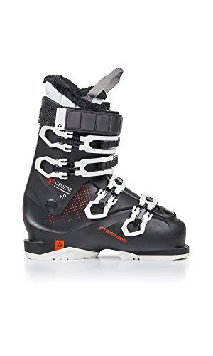 Fischer My Cruzar X 8.0 Thermoshape - Black/Fuchsia - Damen Skischuhe (2020), Mondo Point Größe:27/27.5