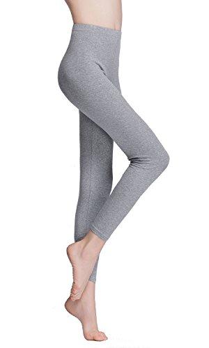 Vinconie Thermohose Damen Winter Unterhosen Fitness Leggins Lange Unterhose