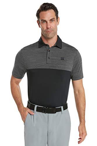 Jolt Gear Dri-Fit Golf Chemises pour homme–Absorbe la transpiration à manches courtes Polo,...
