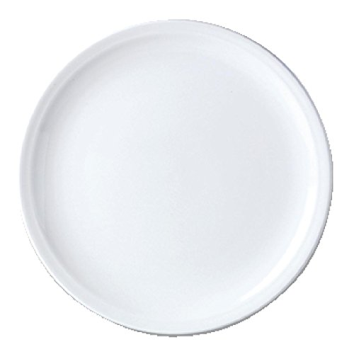 Steelite v0246Simplicity Pizza Teller, weiß (6Stück)