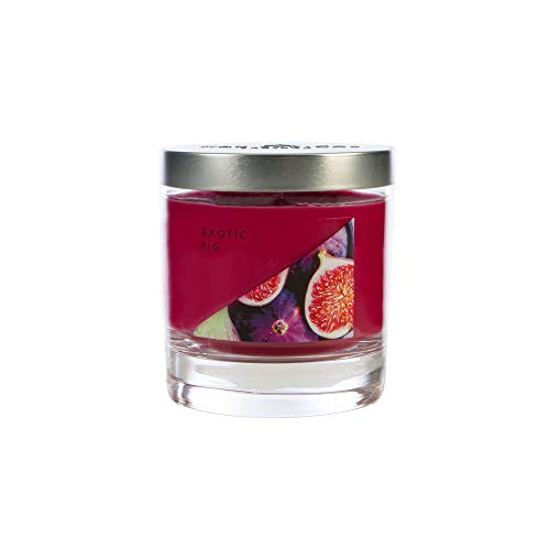 WAX LYRICAL Medium Wax Fill Candle Exotic Fig. Burn Time Approx 50 Hours Jar