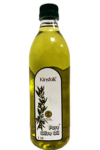 Kinsfolk Pure Olive Oil (( Imported Oil from Spain )) - 1 LTR