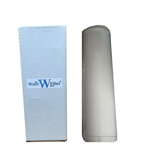 10 Ceramic Water Filter Cartridge - Removes Bacteria Also fits NW12 Undersink Drinking Water Filter System by The Water Filter Men
