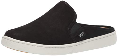 UGG Women's Gene Sneaker, BLACK, 5.5 M US