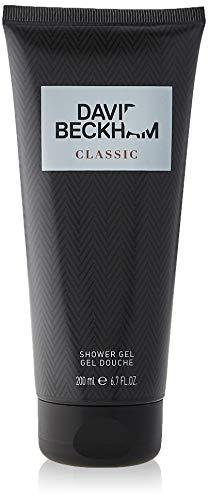 David Beckham Classic Duschgel 200 ml, 1er Pack (1 x 200 ml)