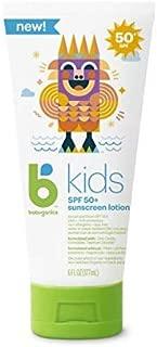 Babyganics BKids Sunscreen - SPF 50-6 fl oz (177 ml)