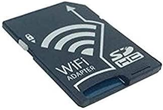 cablecc WiFi adaptador inalámbrico tarjeta de memoria TF Micro SD para SD SDHC SDXC tarjeta Kit para iPhone iPad Android teléfono Tablet DC DV SLR Carema