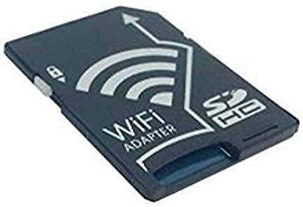 Cablecc WIFI Adapter Draadloze Geheugenkaart TF Micro SD naar SD SDHC SDXC Kaart Kit voor iPhone iPad Android Telefoon Tablet DC DV SLR Carema