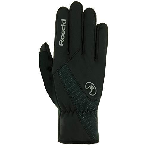 Roeckl Herren Roth Handschuhe, schwarz (000), 10