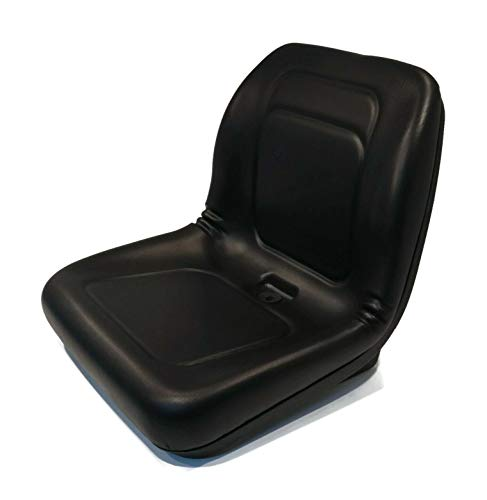 The ROP Shop   High Back Seat for Cub Cadet Z-Force 44, 48, 50, 54, 60 KH, 60 KW, S48, S60