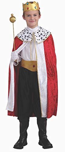 Forum Novelties Regal King Child Costume, Small