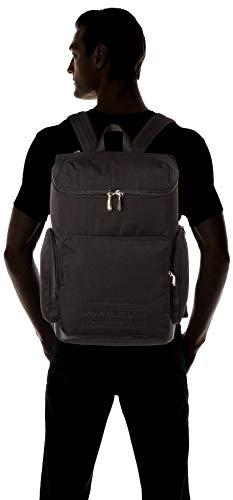 31QTlr90dkL - Calvin Klein Nylon Utility Zip Around Bp 45 - Shoppers y bolsos de hombro Hombre