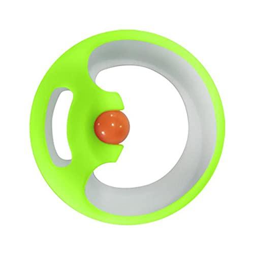 YUY Fidget Spinner Juguete Especial para La Punta del Dedo Juguetes de Escritorio Spinning Top Focus Spiral Twister Fingertip Gyro Alivio del Estrés para Niños Favores de Fiesta,A