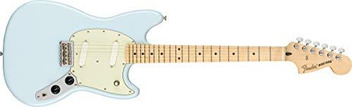 Fender Player Offset Mustang SNB · Guitarra eléctrica