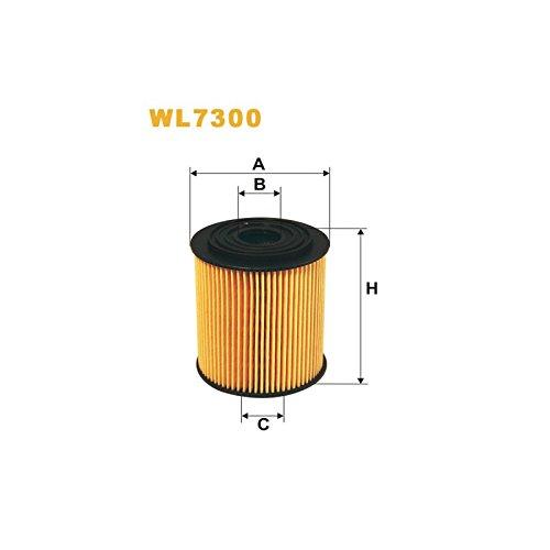 Wix Filters WA6214 Filtro aria