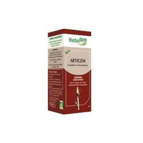 Herbalgem - Gemmothérapie Artigem Complexe Articulations 50Ml