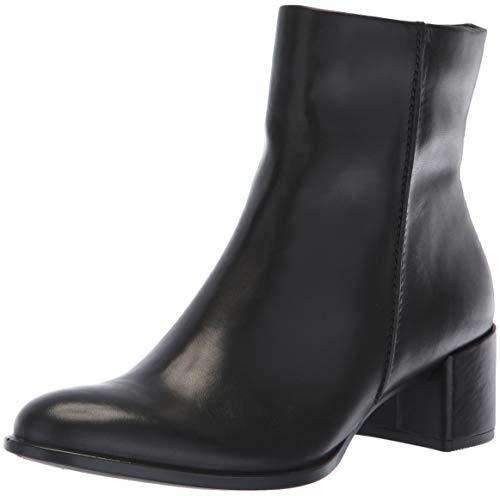 ECCO Damen Shape 35 Block Ankle Boot Stiefeletten, Schwarz (Black 1001), 39 EU