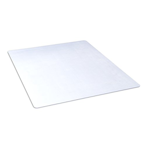 Dimex 46'x 60' Clear Rectangle Office Chair Mat for Hard Floors (1532630)