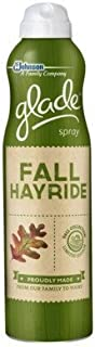 Glade Fall Hayride Limited Edition Autumn Scent Spray 9.7 Oz. (6 Pack)