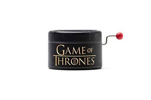 Caja de música de Juego de Tronos. Game of Thrones GOT. Envuelto para regalo.
