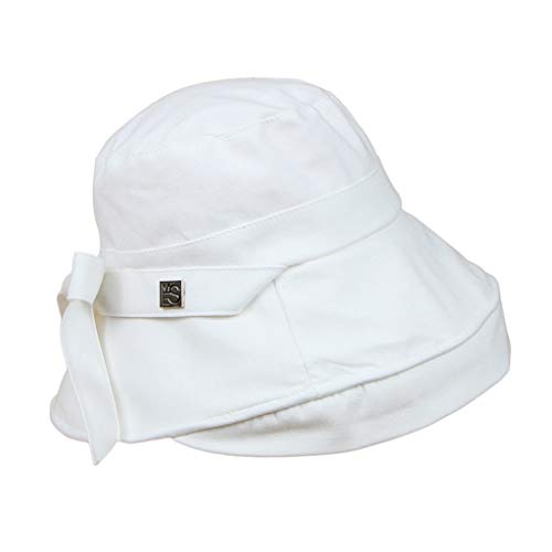 Sombrero Pamela Sombrero,Dama Visera Sólido Color Gorra Plegable El Sol Sombrero ala...